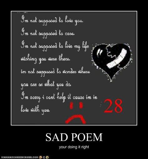 sad poems about life sad poems that make you cry about life tumblr about love