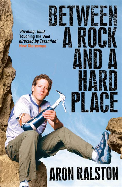 rock and a place books book cover image jpg between a rock and a place