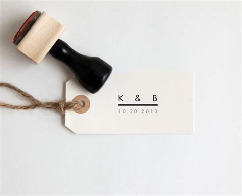 custom rubber sts wooden handle best 25 wedding sts ideas on personalised