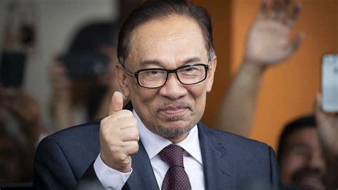 anwar ibrahim malaysia s reformist politician anwar ibrahim released
