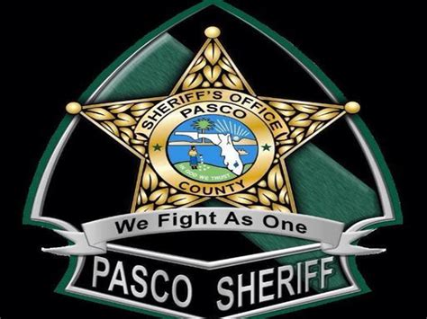 Pasco Sheriff S Office sheriff chris nocco of the pasco sheriff s office releases