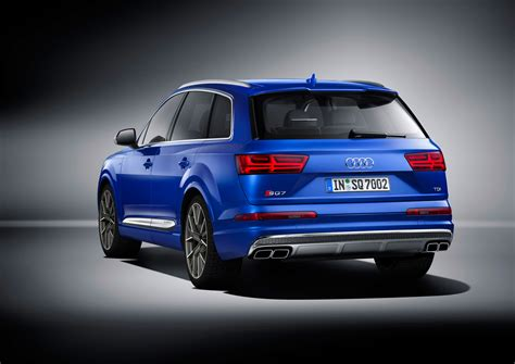 Audi Sq 7 by Aui Sq7 Tdi 2016 Cartype