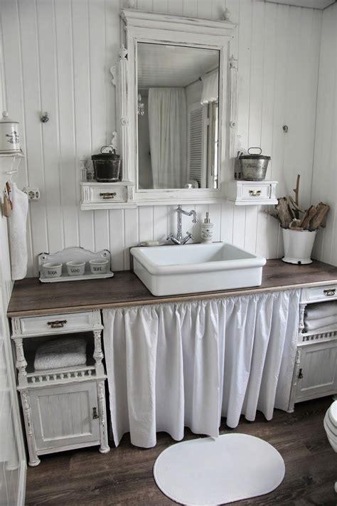 Bad Landhaus 2805 schwanenteich deko badezimmer bad und baden