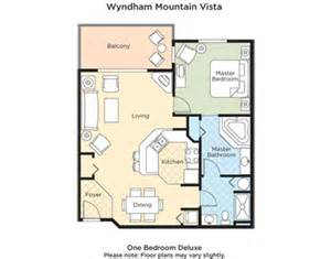 Wyndham Branson At The Meadows Floor Plans Club Wyndham Wyndham Mountain Vista
