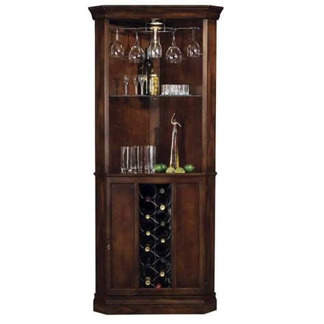 Howard Miller Piedmont Home Bar Liquor Cabinets At