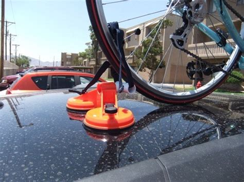 Diy Car Bike Rack by How To Make A Cheap And Reliable Suction Based Bike Rack
