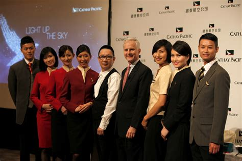 cathay pacific unveils new business class seat new