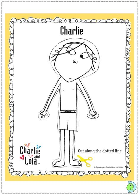 Charlie And Lola Wall Stickers charlie and lola charlie is broken myideasbedroom com