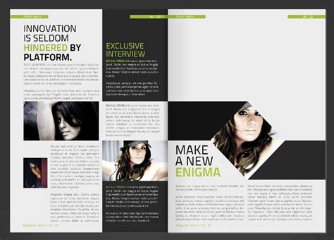 yearbook layout graphic design 141 best magazine layout inspiration images on pinterest