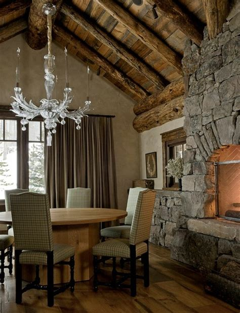 log cabin dining room log cabin pinterest dining room log cabin design pinterest