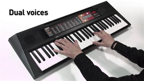 Keyboard Yamaha 3 Jutaan yamaha psr f51 overview