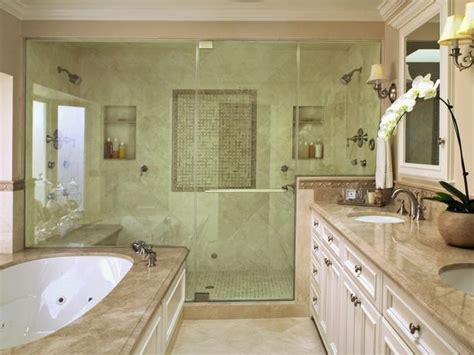 light airy contemporary bathroom christopher grubb hgtv lighthouse shower doors top 8 most luxurious showers