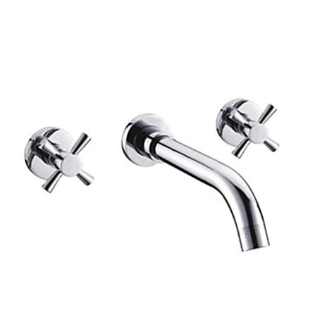 wall mount bathroom sink faucets contemporary widespread bathroom sink faucet wall mount
