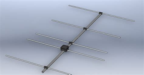 dilshan  jayakodys web log homebrew  element yagi