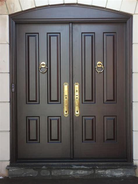 double entry doors entrance door design wooden main