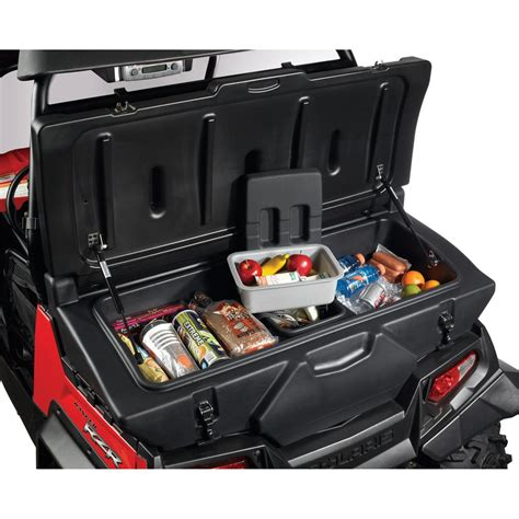 Atv Cooler Rack by Kolpin Rzr Cooler Trunk 172852 Racks Bags At