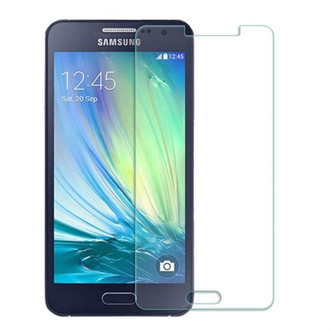 Samsung Galaxy A3 2016 Tempered Glass samsung galaxy a3 2016 displayschutzfolie 9h verbundglas