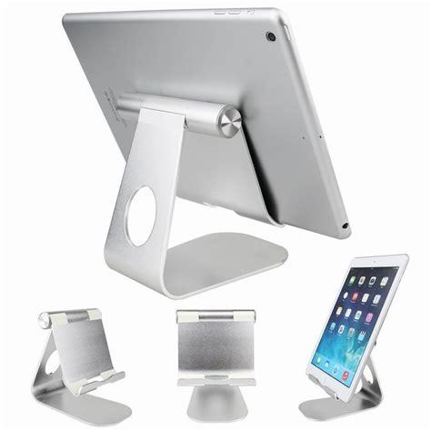 tablet stand for desk aliexpress buy soporte para tablet de pie aluminum