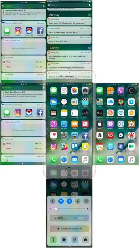 how to layout your home screen how to navigate your home screen on iphone and ipad imore