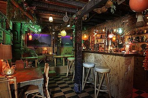 would you turn your basement into a tiki bar popsugar home