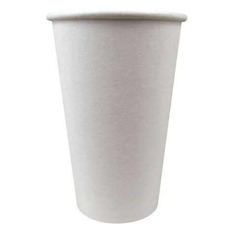 Paper Cups - white 16oz paper cups 316w