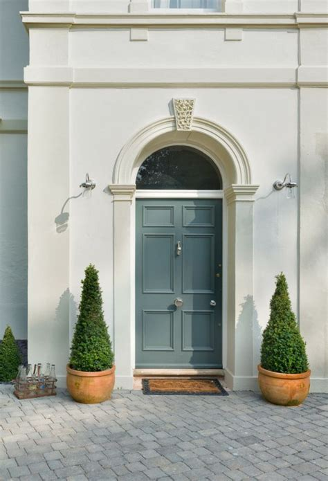 colorful front doors  shows   means