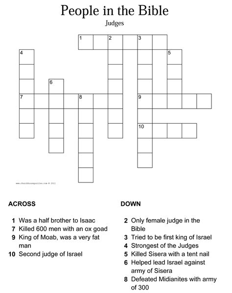 printable puzzles bible printable bible crossword puzzles related keywords