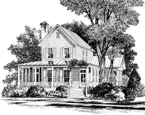 turtle lake cottage house plan southern living cottage of turtle lake cottage moser design group southern living