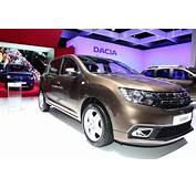 Mondial De Paris 2016  Nouvelle Dacia Sandero Actu