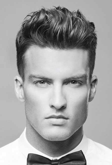 nama hairstyle 25 model potongan rambut pria sesuai bentuk wajah