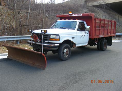 Rack Truck For Sale by Ford F350 1994 4x4 Dumping Rack Truck 7 3 Diesel Classic Ford F 350 1994 For Sale