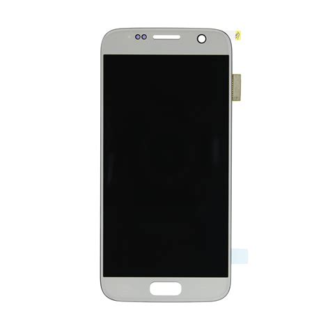 Lcd Samsung S7 Samsung Galaxy S7 Silver Lcd Screen And Digitizer