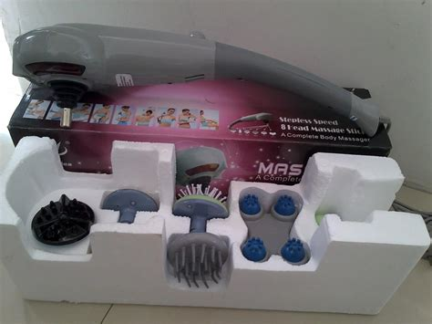 Alat Pijat Magic Massager alat pijat 8 in 1 magic massager tongkat pijit badan