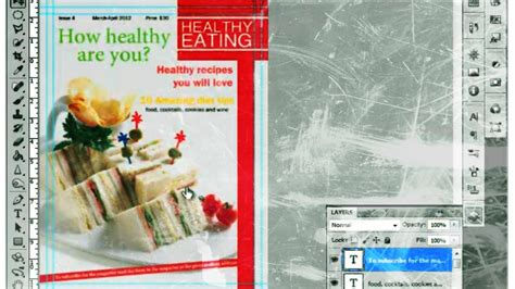 design a magazine cover in photoshop how to design a magazine cover in photoshop youtube