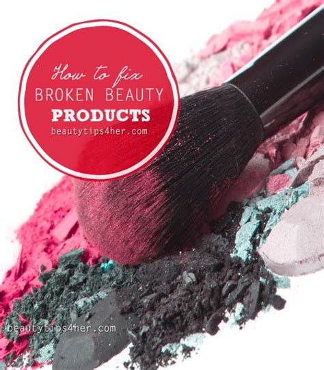 Ways To Fix Your Broken Products by 7 Tips For Rescuing Broken Products