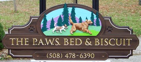 paws bed and biscuit equipment