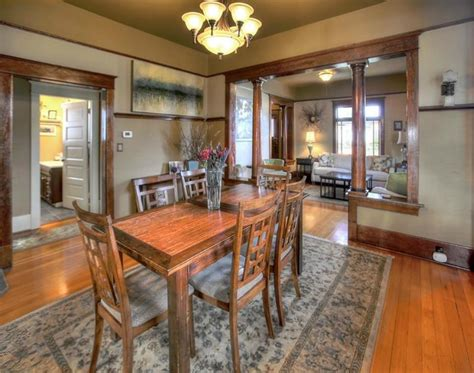 craftsman dining room 22 amazing craftsman dining room designs page 5 of 5