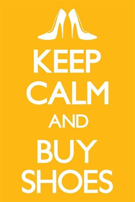 Keep Calm Poster keep calm posters keep calm buy shoes poster pp32526