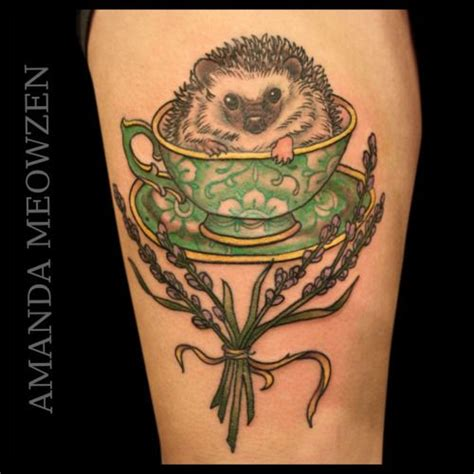 hedgehog tattoo 25 best ideas about hedgehog on