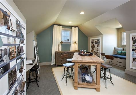 Living Room Project by Original Design Ideas Unveiled By Craftsman Style Home In