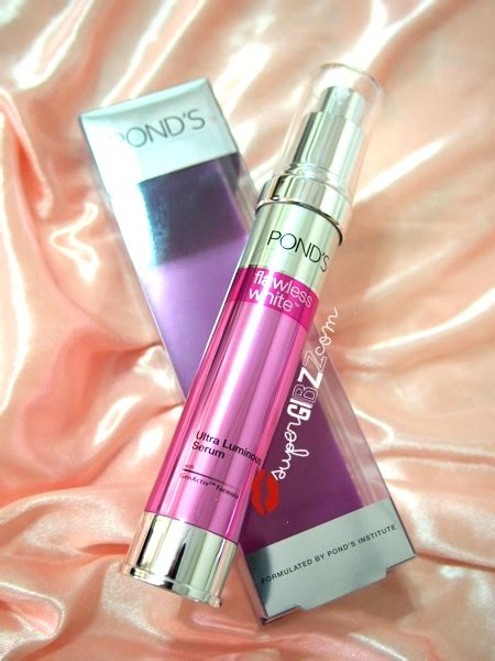 Serum Ponds Flawless White Review review ponds flawless white serum เซร มแท