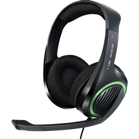 Headset Gaming sennheiser x320 gaming headset