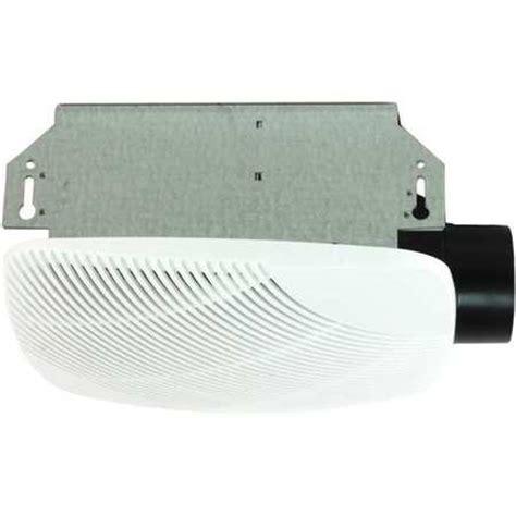 bathroom fan installation contractor nuvent contractor bath fan 5 5 sones 4in 70cfm nx704