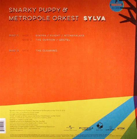 snarky puppy sylva snarky puppy metropole orkestra sylva vinyl at juno records