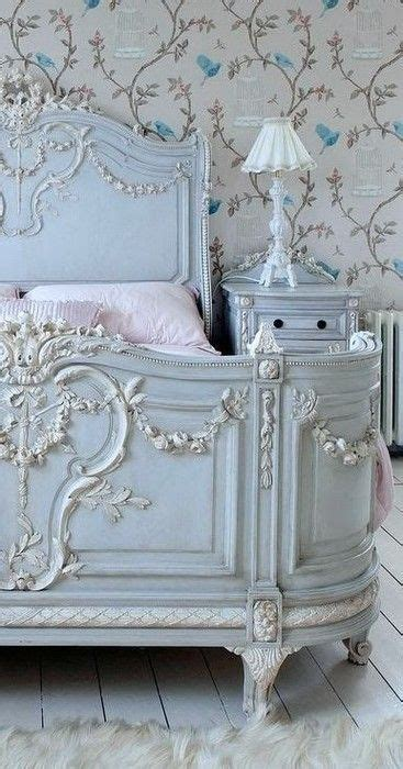 417 Best Images About Shabby Chic On Pinterest Painted Shabby Chic Bed Frame