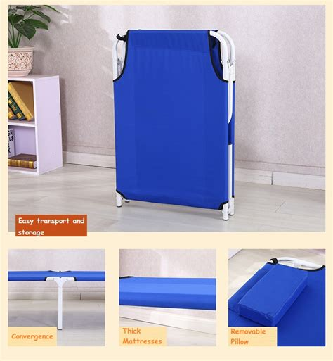 Hi Gear Folding C Bed High Quality Lightweight Single Folding Bed Foldable