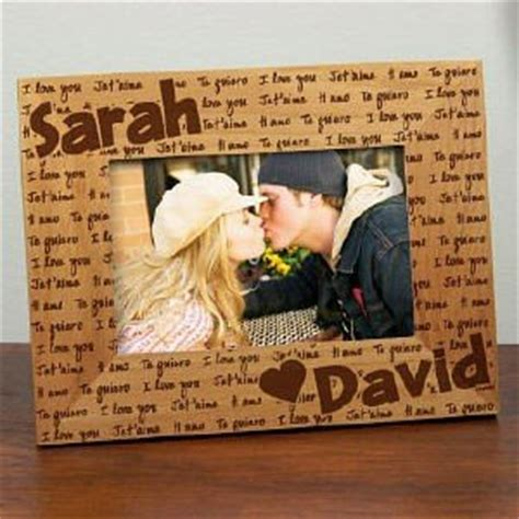 amazon com i love you personalized romantic gift wood