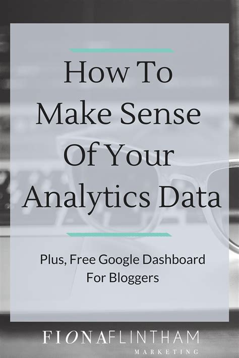 how to make sense of your analytics data free