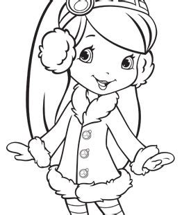 Strawberry Coloring Pages Strawberry Shortcake Christmas Blueberry Muffin Coloring Pages