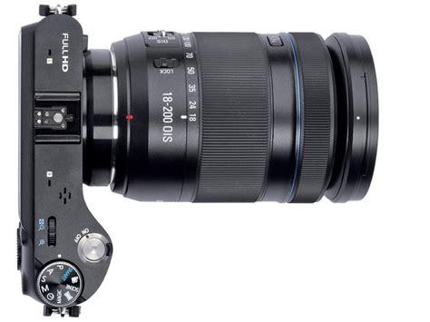 Kamera Samsung Nx200 test systemlkamera samsung nx200 mit cmos sensor audio